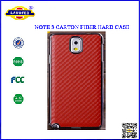 for Samsung Galaxy Note 3 Aluminum Metal Bumper Carbon Fiber Case