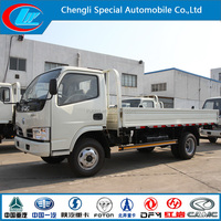 75hp 1200cc small 3ton 4ton 1.5ton cargo truck for off roads