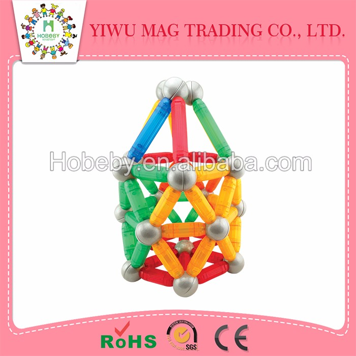 Alibaba china supplier Top Educational jumbo magnetic and handcraft kids toys