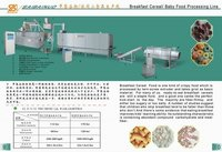 Automatic Corn Flakes Manufacturing Unit
