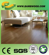 Modern Chocolate Bamboo Flooring With High Quality