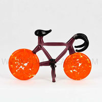 Buy glass tricycle gift articles figurine