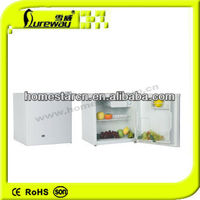 50L Mini Hotel Refrigerator Fridge A Class With CE ROHS SONCAP