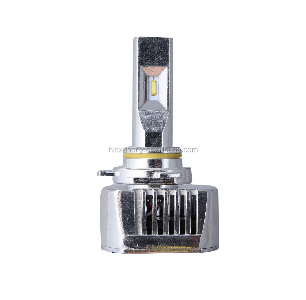 CN factory Whoesale LED Headlight 60W 8000 lumen 9012 led headlight car led headlight bulbs