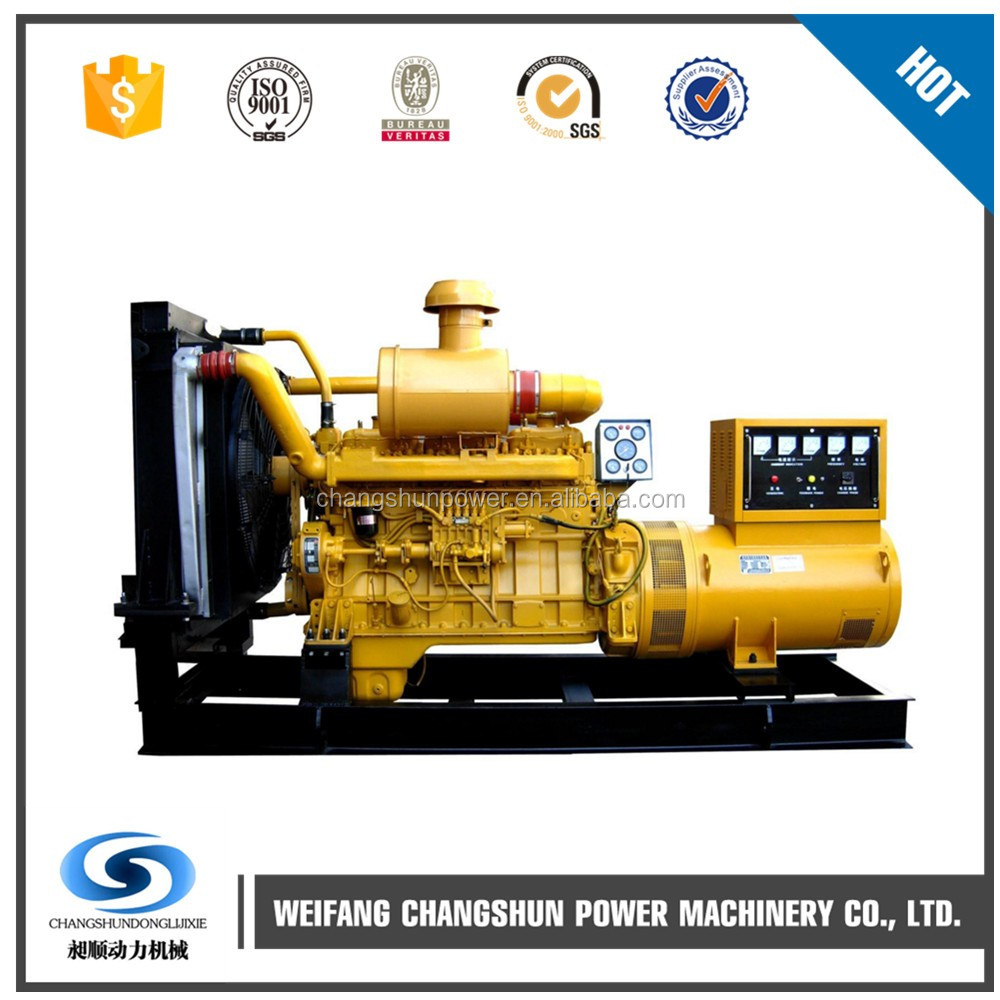 Chinese Changshun diesel generator 1mw Power Generating Set
