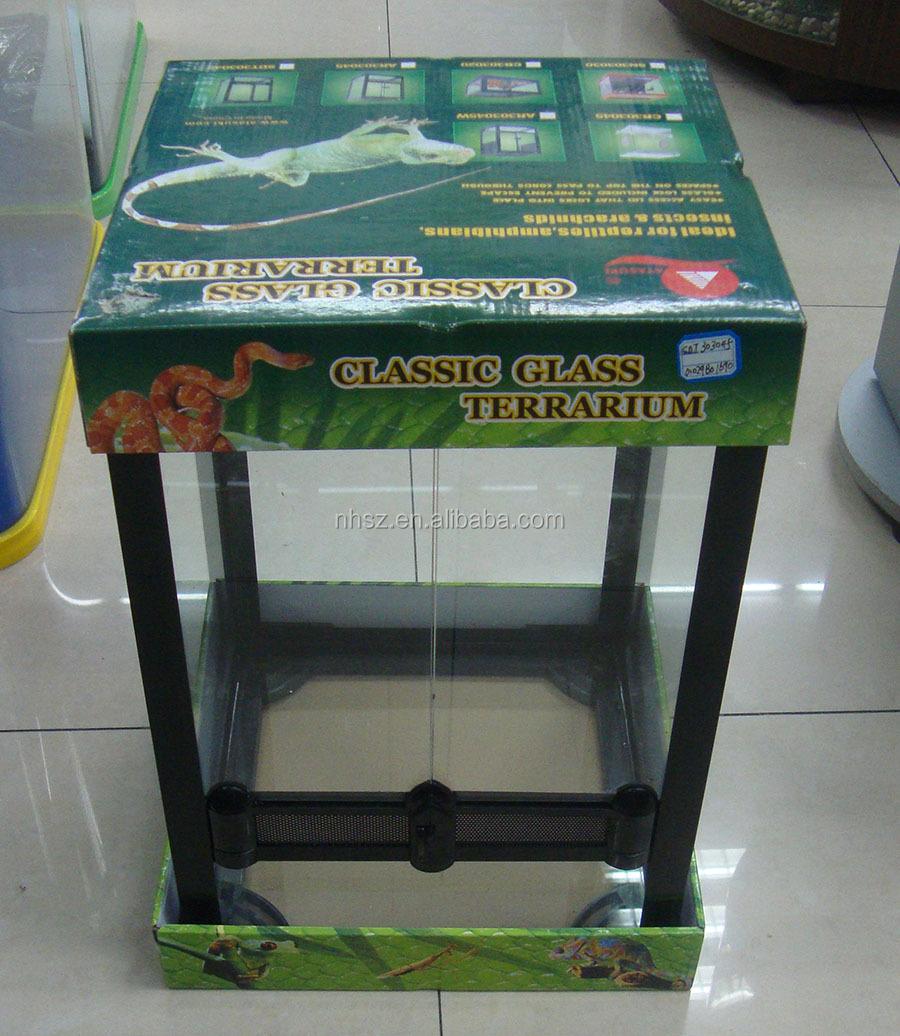 Reptile Glass Terrarium Buy Reptile Terrarium Product On