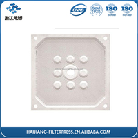 Pressure polypropylene Van filter plate for filter press