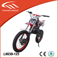 direct factory supply 125cc 4 stroke off-road with strong hoursepowered