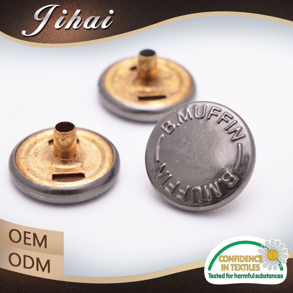 Hot 2016 Enamel Brass Cap Snap Button Cover