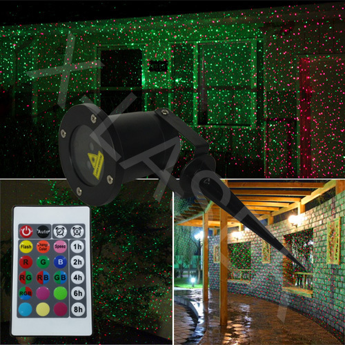 Christmas lights laser light decorative outdoor tree lighting/looking for business partner in europe