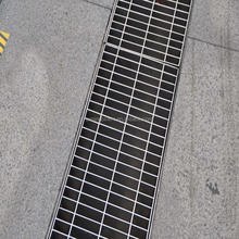 outdoor metal trench drain cover