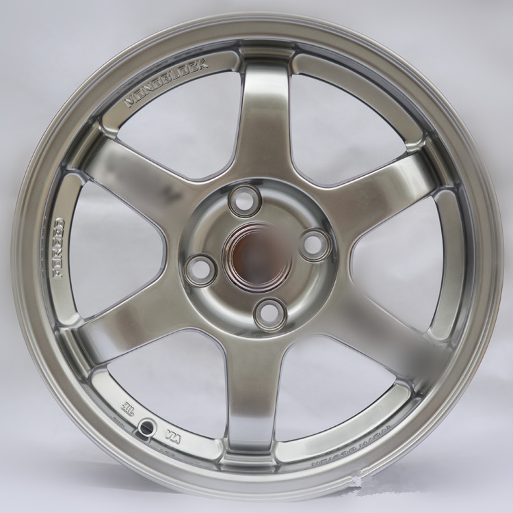 4 hole aluminium alloy wheel 5x130