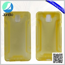 Wholesale Promotional Products China Clear Soft TPU Cover For Samsung Galaxy Note 3 Case
