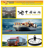 International logistics service from China to Colombia