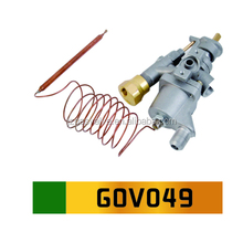 High Quality Aluminum Gas Stove Safety Valve Temperature Control Valve For Oven/Stove With Competitive Price