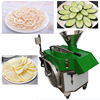 OULENO Shredder shredding and slicing wafer dicing machine chip with lotus root slices of lemon rootstock universal machine saus