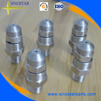 metal full cone water jet spray nozzle