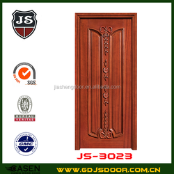 kasela plain solid wood carving doors made in China