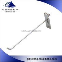 Golden supplier cardboard hook display, gridwall hook, hanging hook