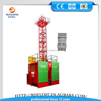 Safe and Reliable SC series Rack and Pinion Construction Hoist,Elevator,Lift,Lifter,Building Hoist for Passenger and Material