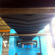 8 plies cc conveyor belt for coal yard conditions
