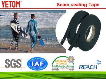 seam sealing tape for neoprene wetsuit