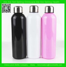 Single Wall Skinny Plastic Water Bottle Cup Tumbler,My Favorite Bottle With Tritan Lid For Girl Sport