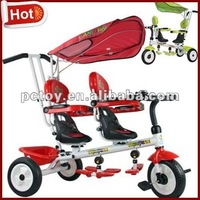 Two Seat Pedal Car For Kids Wholesale