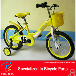 Pusai 16'' new very cool yellow sport bike for sale