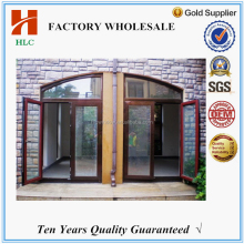 Double tempered glass interior aluminium windows and doors australia