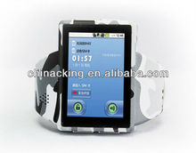 2013 wholesale dual sim watch phone waterproof