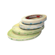 Double side non substrate adhesive tape