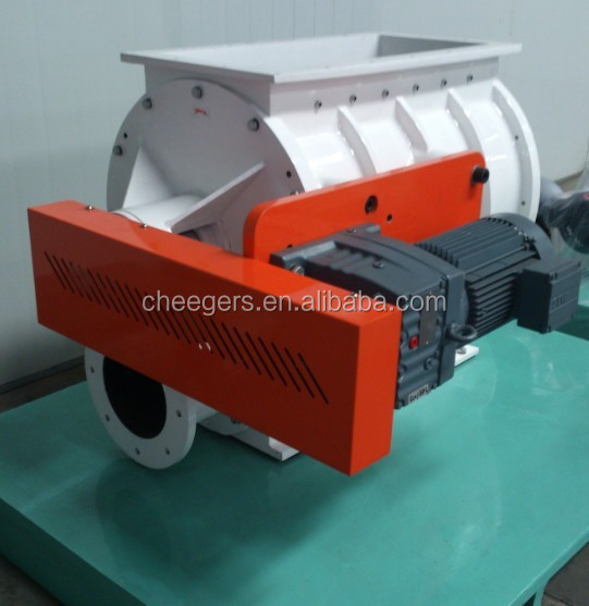 China professional supplier of welded carbon steel rotary airlock valve