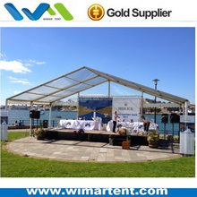 enterprise Width 20m outdoor frame event tents with stage