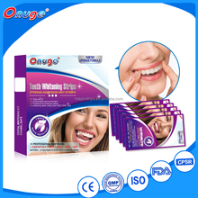 Faster result factory price tooth cleaning system, teeth whitening dry strips, professional teeth whitening
