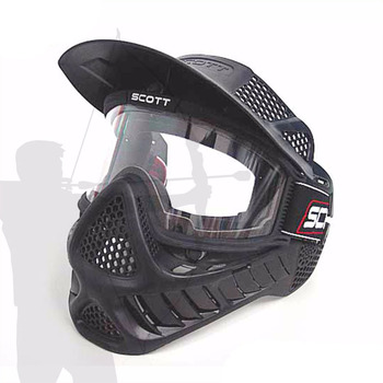 Hot Sale Archery Equipment Safety Paintball Mask