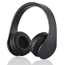 Sport Stereo Super Bass Bulk Wireless Headphone With Mic,Wireless Headphone With Memory Card For Mobile Phone From China