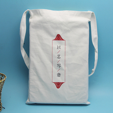 Wholesale Cheapest 100% organic cotton canvas tote bag