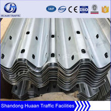 Galvanized Steel Road Barriers