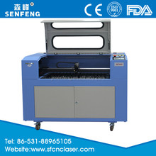 Honeycomb table laser engraving machine for acrylic/plywood/plastic SF960