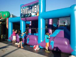 giant inflatable running man,wholesale inflatable games for kids