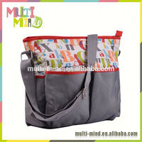 Diaper Bag For Girls Made By Cotton Cloth