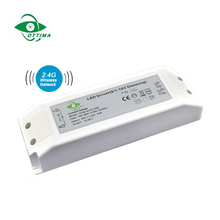 zigbee dimmable led driver with CE Rohs approved 2500ma 30w led power supply