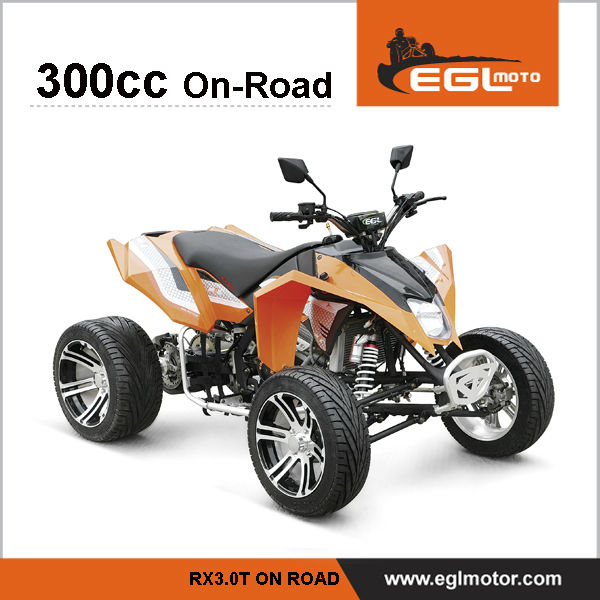 300CC ATV street legal atv for sale with EEC