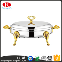 Elegant Top Quality Economy Stainless Steel Buffet Catering Equipment Chafing Dishes