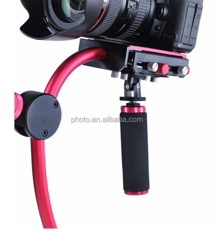 LW-SS05M photography studio equipment steadycam mini stabilizer for camera handheld for digital photo camera shooting