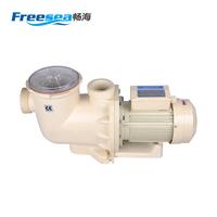 2hp swimming pool plastic pool pump impeller