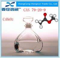 high purity 99.9% methyl acetate for glue
