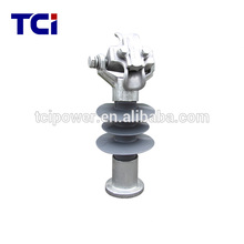 High tension 11kv polymer post insulator /composite post insulator