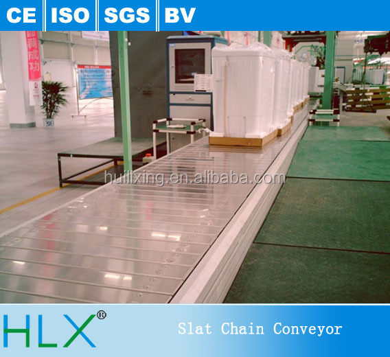 Customized Washing Machine Chain Conveyor Assembly Line